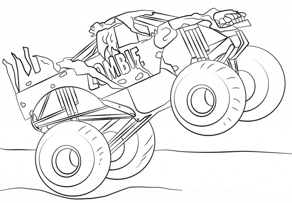 monster truck coloring book 10 monster jam coloring pages to print monster book coloring truck