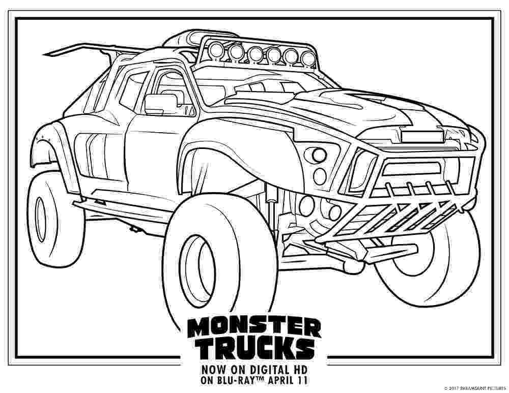 monster truck coloring book 10 monster jam coloring pages to print truck monster coloring book