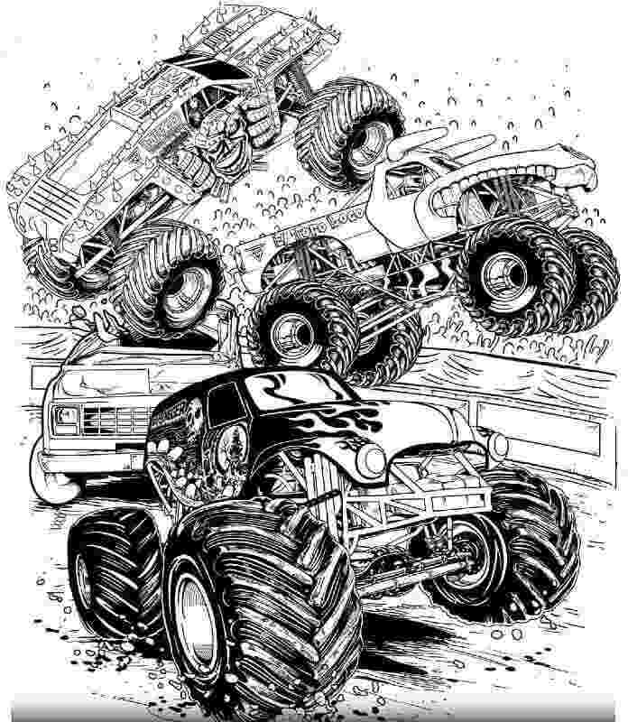 monster truck coloring book monster truck coloring book pages for when parker finally book truck monster coloring