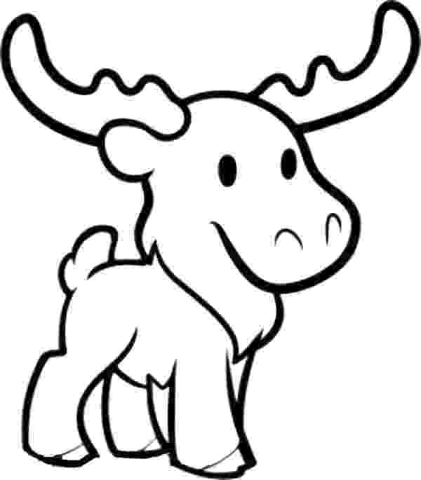 moose pictures to color moose coloring pages 360coloringpages moose color pictures to