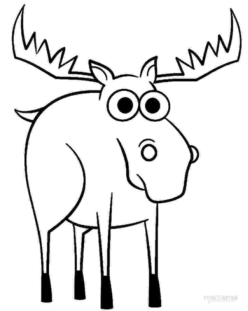 moose pictures to color moose coloring pictures fun moose pictures you color in color pictures moose to