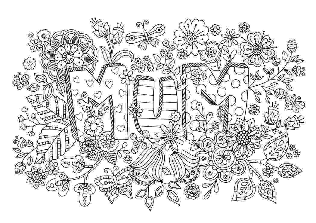 mothers day coloring pages happy mother39s day doodle coloring page free printable mothers pages coloring day