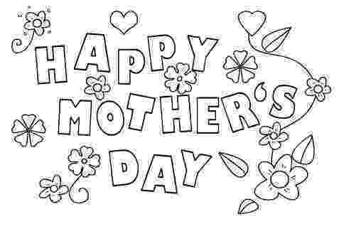 mothers day coloring pages mothers day coloring pages getcoloringpagescom day coloring pages mothers