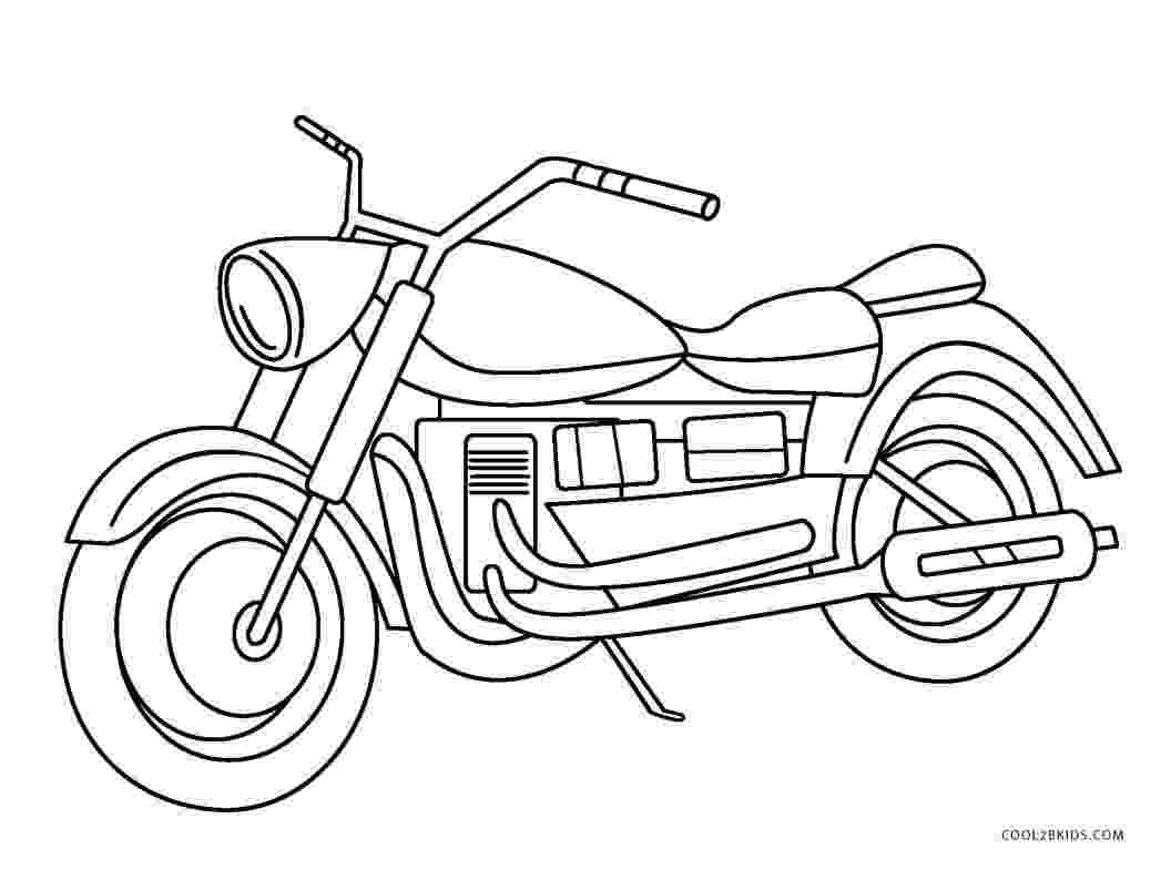 motorbike colouring free printable motorcycle coloring pages for kids colouring motorbike