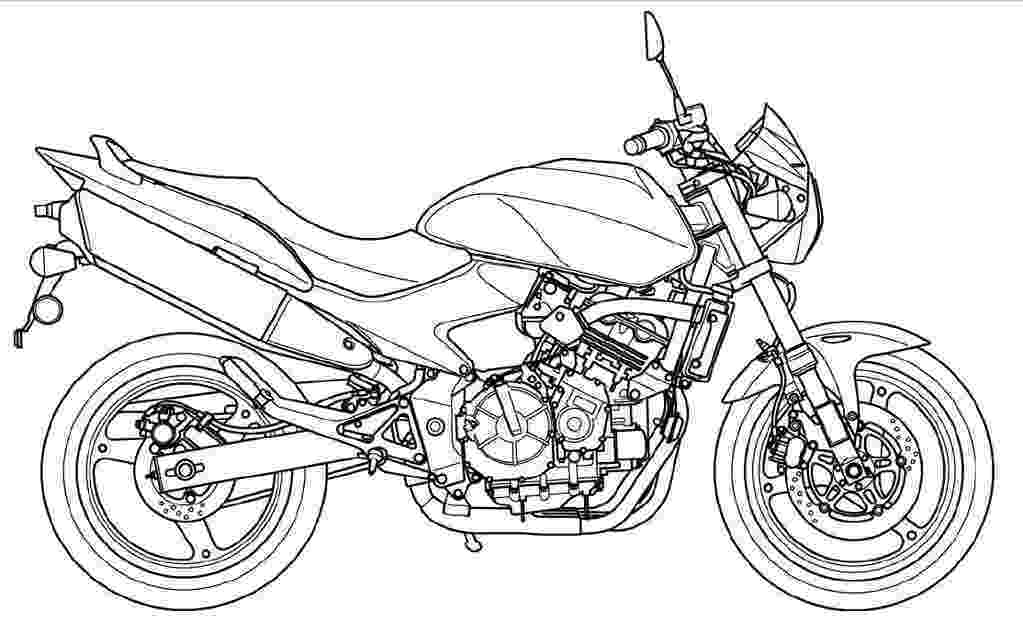 motorbike colouring free printable motorcycle coloring pages for kids colouring motorbike 1 1