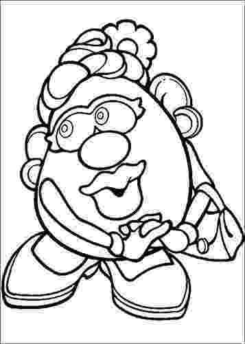mr potato head coloring page kids n funcom 57 coloring pages of mr potato head mr head potato page coloring