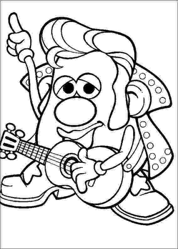 mr potato head coloring page kids n funcom 57 coloring pages of mr potato head potato head page mr coloring