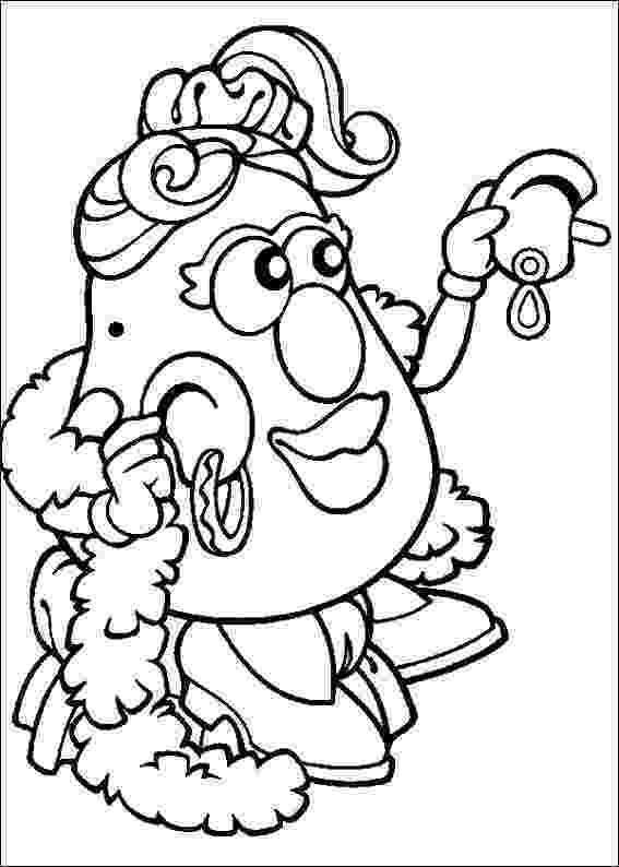 mr potato head coloring page kids n funcom 57 coloring pages of mr potato head potato page coloring mr head