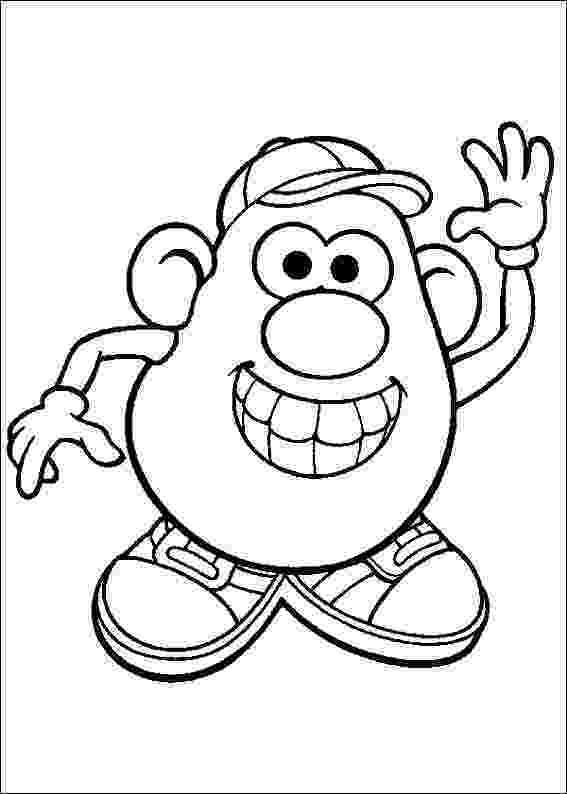 mr potato head coloring page kids n funcom coloring page mr potato head mr potato head coloring page potato mr head