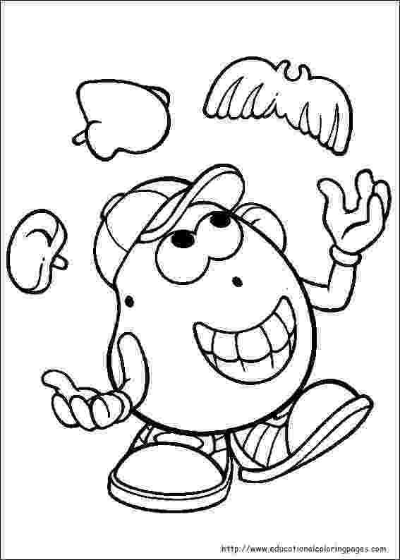 mr potato head coloring page mr potato head coloring page mr potato head party mr coloring potato page head