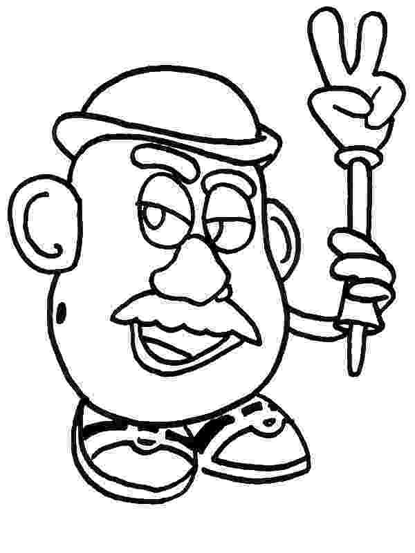 mr potato head coloring page mr potato head coloring pages to download and print for free coloring head mr potato page