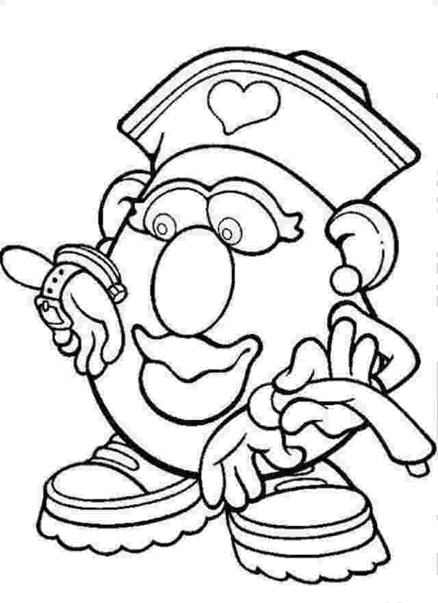 mr potato head coloring page mr potato head coloring pages to download and print for free coloring potato page head mr