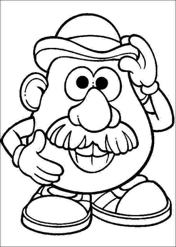 mr potato head coloring page mr potatohead coloring page print mr potatohead potato coloring mr head page