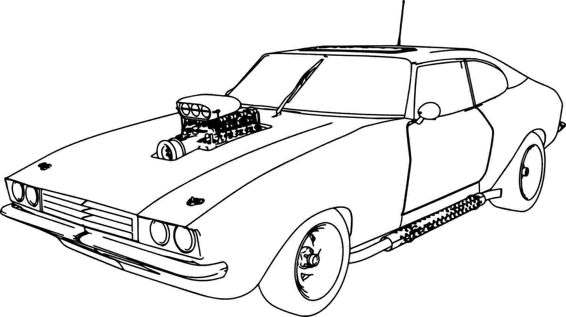 muscle cars coloring pages muscle car coloring pages to download and print for free coloring cars pages muscle 1 1