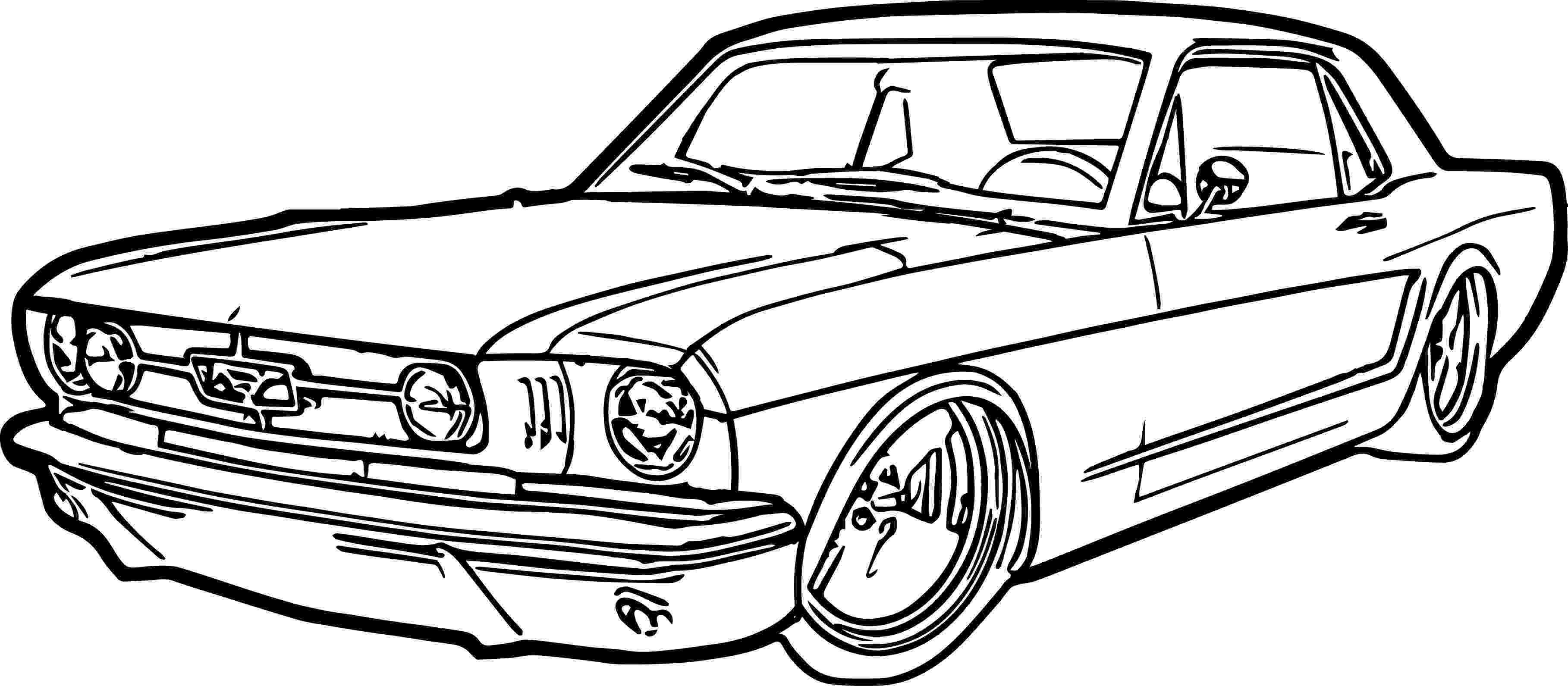 mustang coloring pictures ford mustang car coloring page wecoloringpagecom mustang coloring pictures
