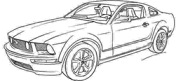 mustang coloring pictures ford mustang car coloring pages cars coloring pages car mustang coloring pictures