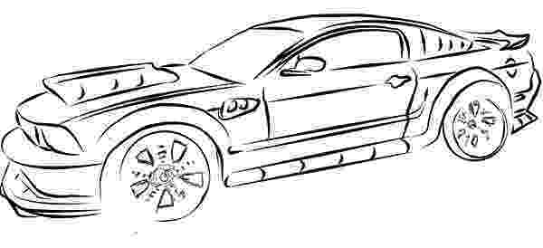 mustang coloring pictures mustang racing car coloring pages mustang racing car coloring mustang pictures