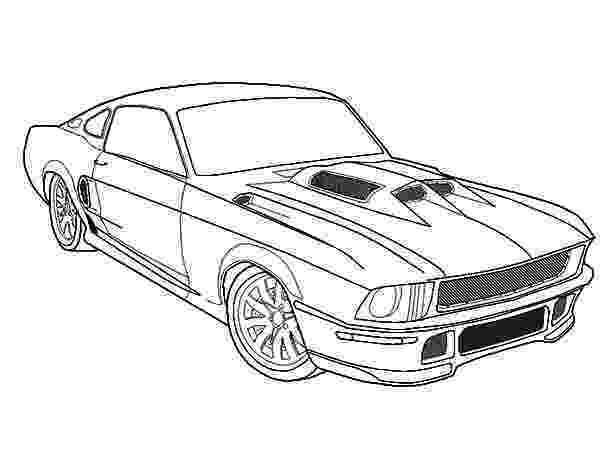 mustang coloring pictures nascar mustang car coloring pages best place to color coloring pictures mustang