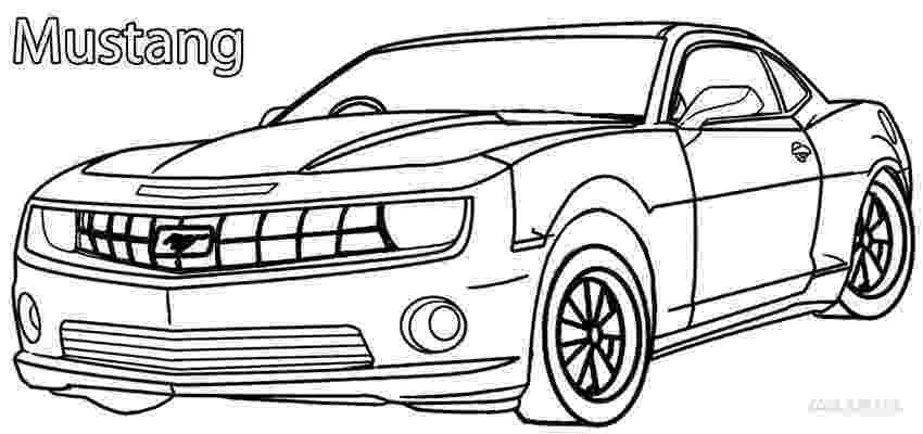 mustang coloring pictures printable mustang coloring pages for kids cool2bkids mustang coloring pictures