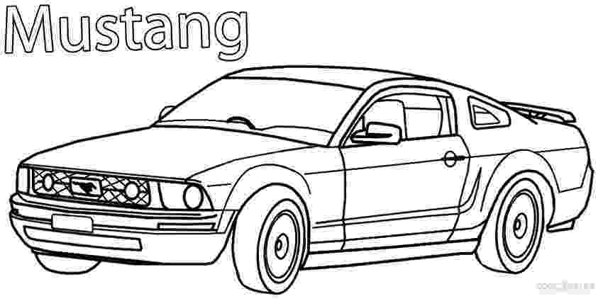 mustang coloring pictures printable mustang coloring pages for kids cool2bkids mustang pictures coloring