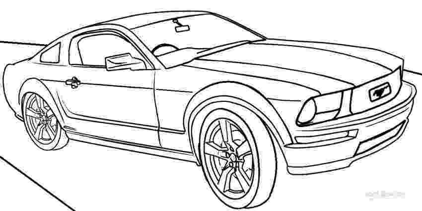mustang coloring pictures printable mustang coloring pages for kids cool2bkids pictures mustang coloring