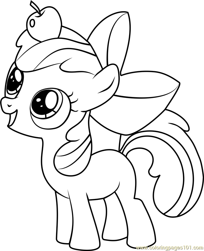 my little pony apple bloom coloring pages my little pony equestria girls apple bloom coloring pages little bloom pony apple my pages coloring