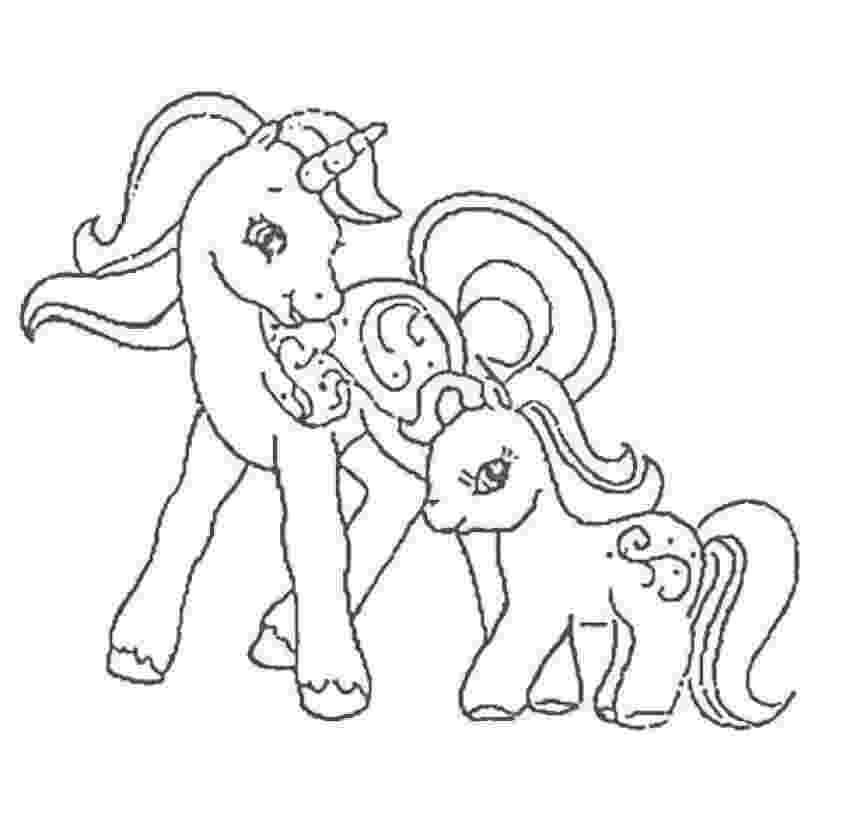 my little pony baby coloring pages cute pony coloring page wecoloringpagecom little my coloring pony baby pages