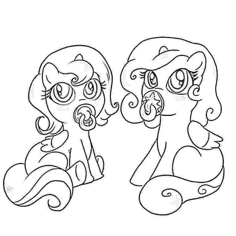my little pony baby coloring pages my little pony coloring pages getcoloringpagescom coloring my pony pages baby little