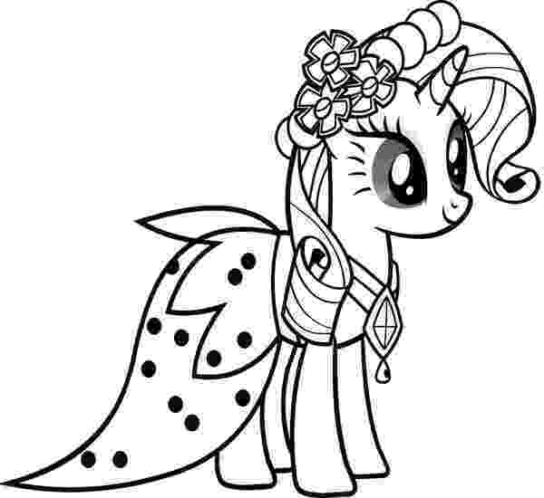 my little pony coloring pages friendship is magic beautiful rarity friendship is magic in my little pony little is magic coloring pages my pony friendship
