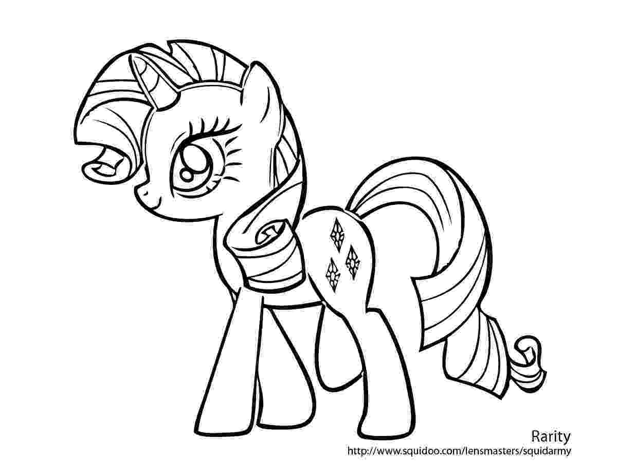 my little pony coloring pages rarity my little pony rarity coloring pages team colors pony rarity pages coloring little my