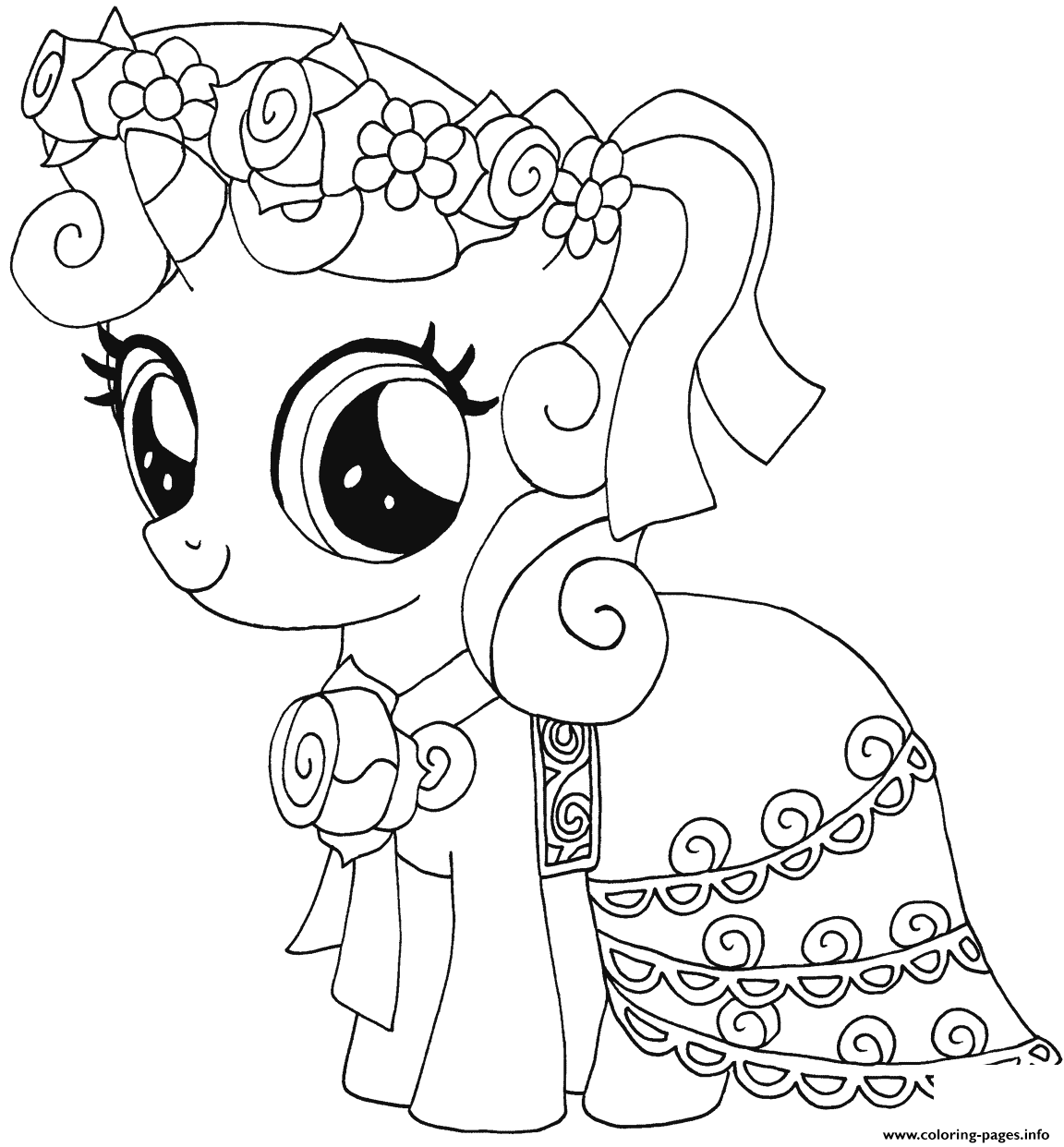 my little pony coloring sheets to print december 2012 team colors coloring print pony little sheets to my