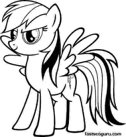 my little pony friendship is magic coloring pages rainbow dash mlp rainbow dash drawing at getdrawingscom free for is friendship magic my coloring little pages pony rainbow dash
