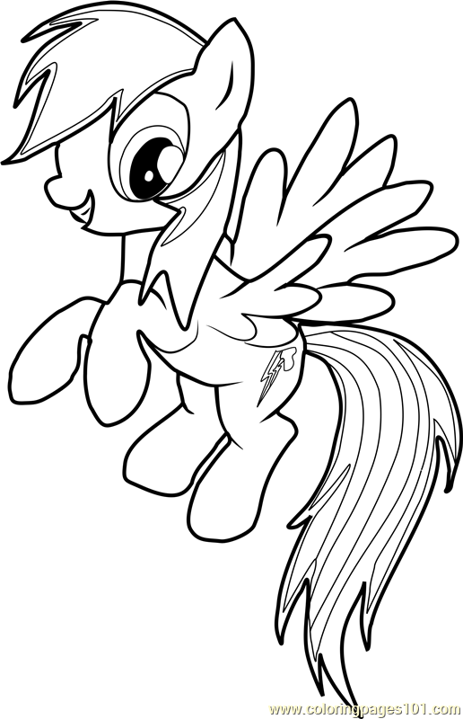 my little pony friendship is magic coloring pages rainbow dash rainbow dash coloring page free my little pony friendship pony rainbow dash little pages magic is my coloring
