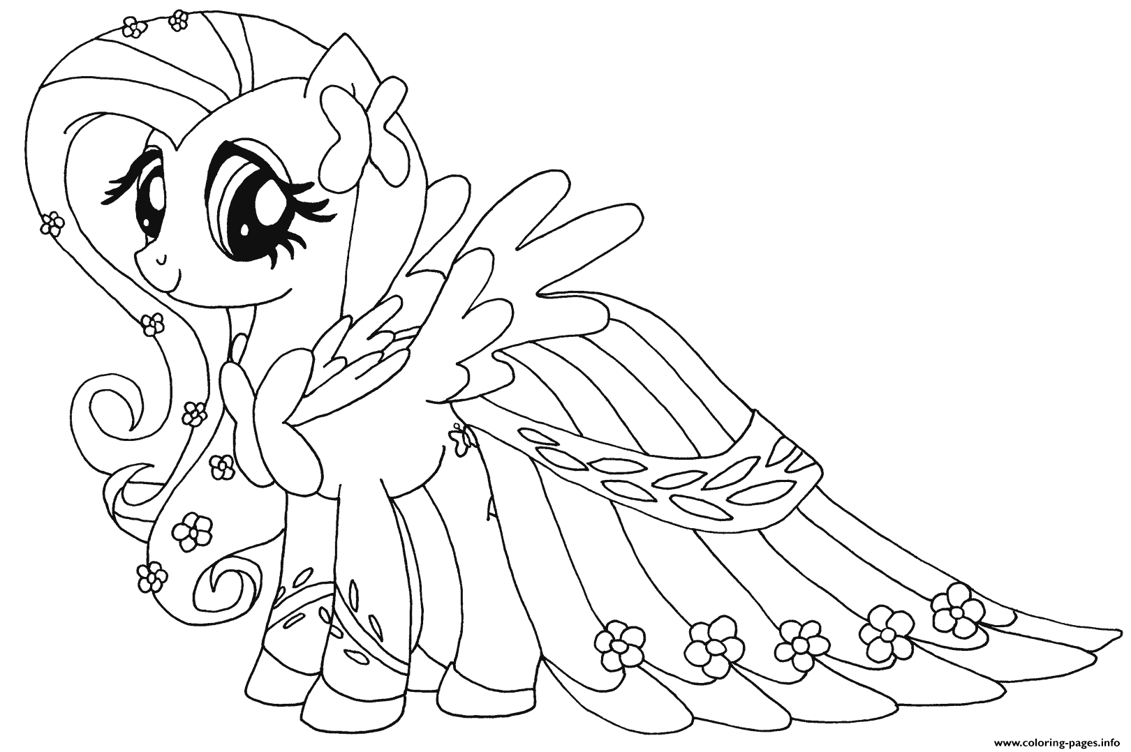 my little pony printable pictures print fluttershy my little pony coloring pages my little little printable pictures pony my