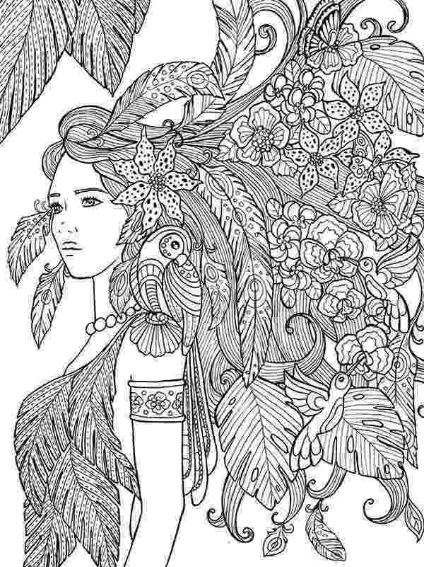 nature coloring pages for adults items similar to printable set of 4 assorted nature scenes adults for coloring nature pages