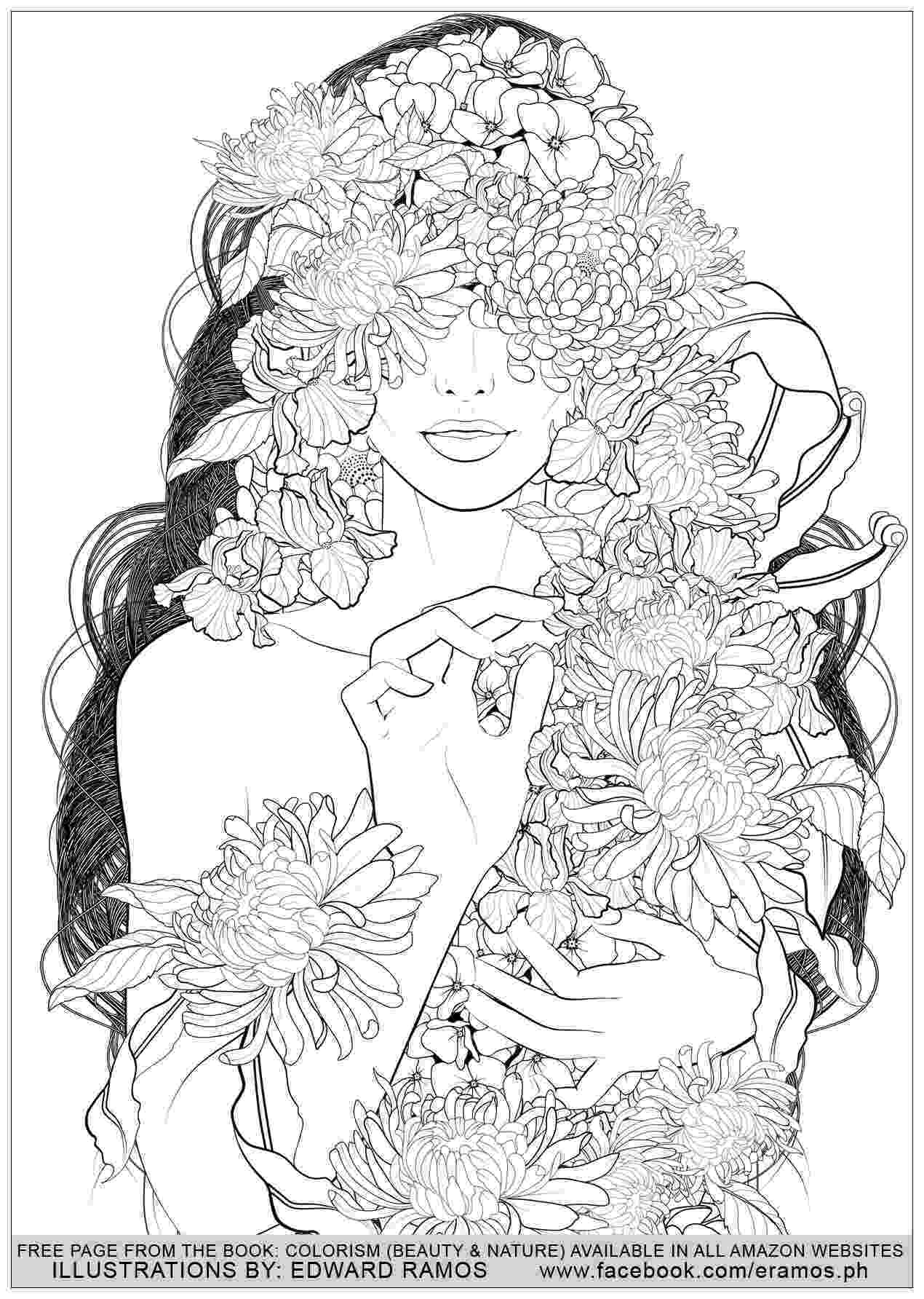 nature coloring pages for adults nature mandalas coloring pages google search mandalas pages adults nature coloring for