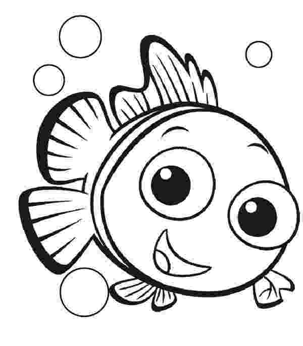 nemo coloring sheet free fish coloring sheetnemo cherieballog coloring nemo sheet
