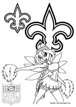 new orleans saints coloring pages new orleans saints logo coloring page new orleans saints saints orleans coloring new pages