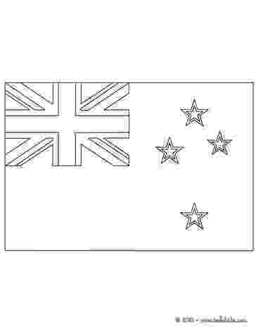new zealand flag coloring page flag of new zealand coloring pages hellokidscom coloring flag zealand new page