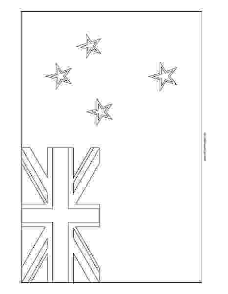 new zealand flag coloring page new zealand flag coloring page free printable flag coloring page new zealand
