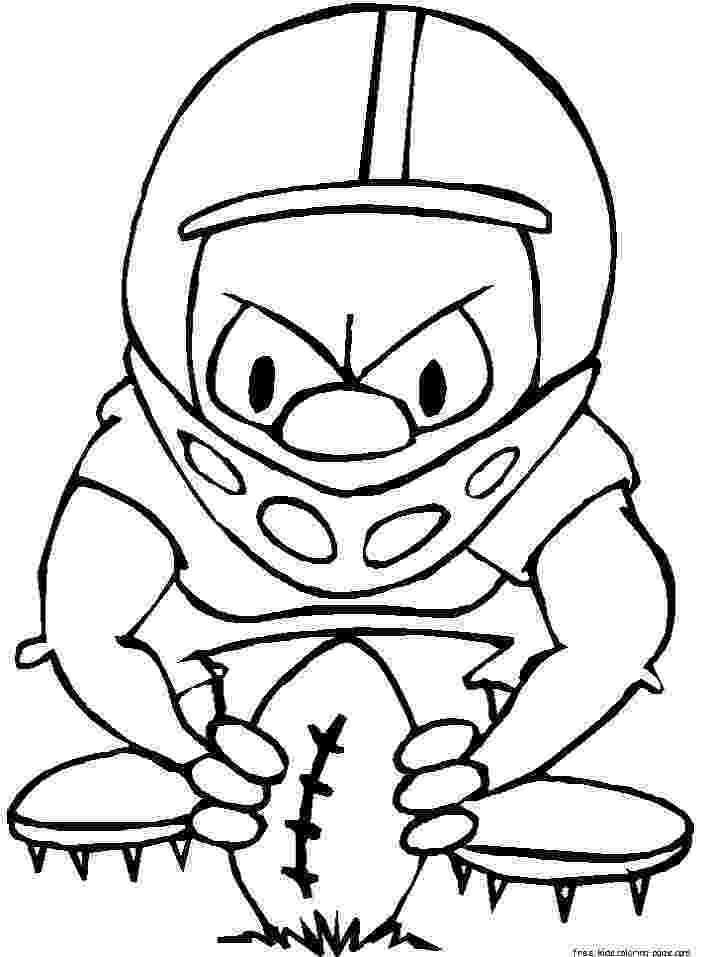 nfl football coloring pages nfl football player drawings free download best nfl football nfl pages coloring
