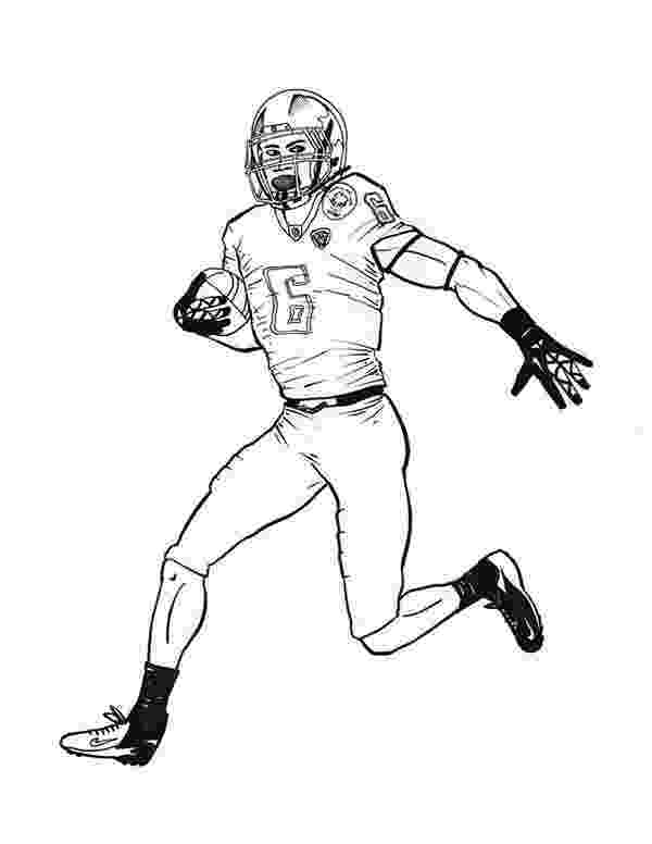 nfl football coloring pages nfl football players drawing at getdrawingscom free for nfl football coloring pages