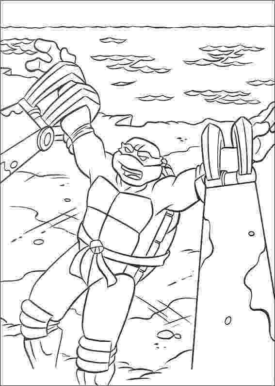 ninja turtles coloring pages for kids ninja turtles art coloring page tmnt party pinterest pages for coloring turtles ninja kids