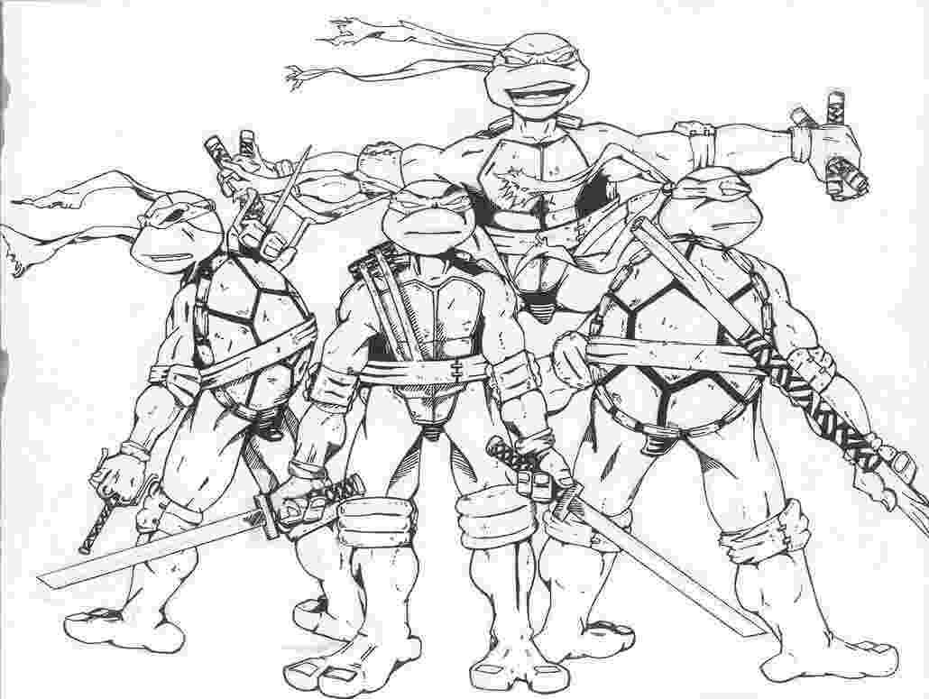 ninja turtles coloring pages for kids teenage mutant ninja turtles coloring pages for kids kids turtles pages ninja for coloring