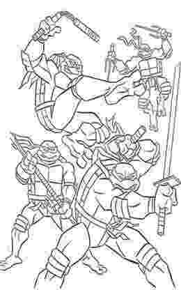 ninja turtles coloring pages for kids teenage mutant ninja turtles kids coloring pages and free pages kids ninja turtles for coloring