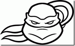 ninja turtles face coloring pages how to draw a ninja turtle tmnt fan boy pages face turtles ninja coloring