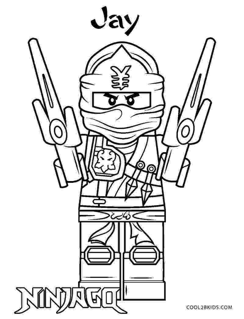 ninjago colouring pages online lego ninjago coloring page kai the brick show colouring online ninjago pages