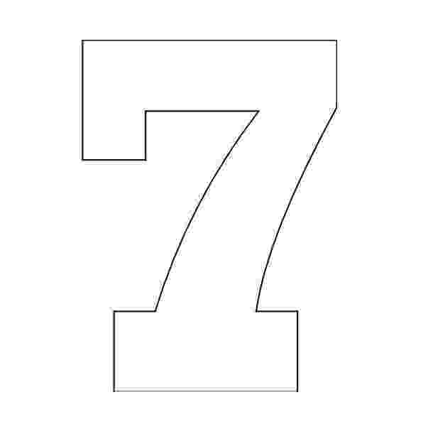 number 7 coloring sheet fileclassic alphabet numbers 7 at coloring pages for kids coloring 7 sheet number