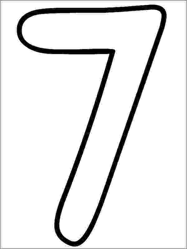 number 7 coloring sheet number 7 coloring page free printable coloring pages number sheet coloring 7