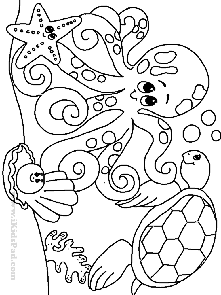 ocean animals coloring pages animals coloring pages getcoloringpagescom animals coloring pages ocean